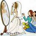 Schmücken Der Braut